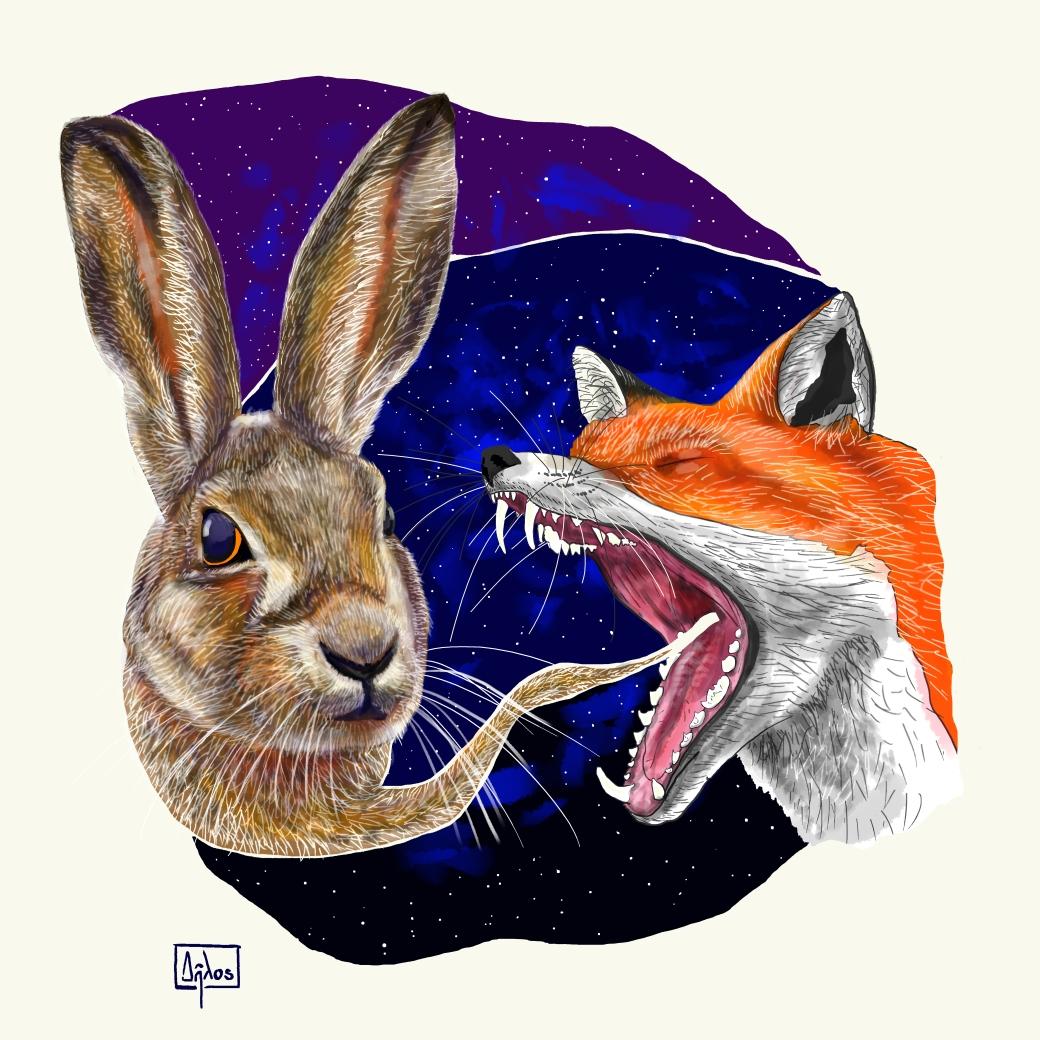 hare and fox6 cream2